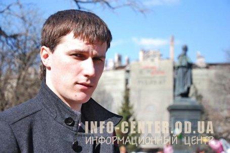 """В Одессе сотрудники СБУ похитили """"Народной альтернативы"""""""