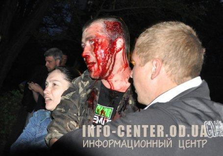 """ООН признало что боевики """"Правого сектора"""" добивали раненых 2 мая людей"""