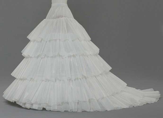 юбка кринолин